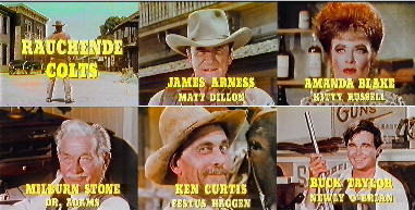 Western Serien 60er